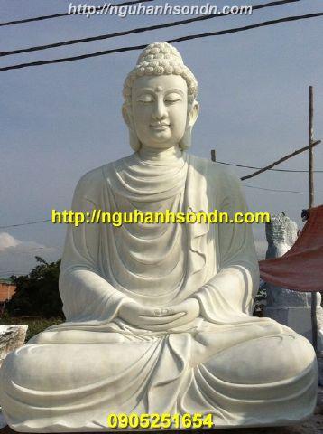 Tượng Phật Thích Ca bằng đá đẹp nhất